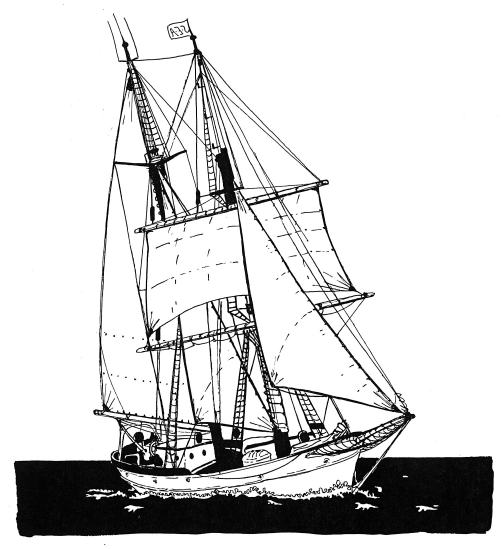 The Brig Corwith Cramer