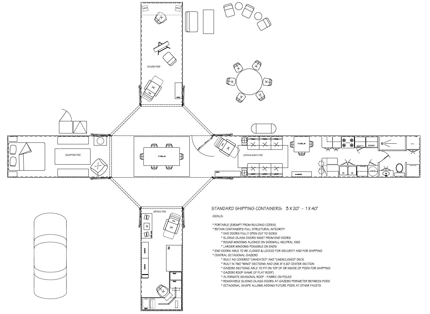 Nomadic Land Craft Kasten Marine Design