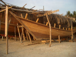 Boatbuilding in South Sulawesi